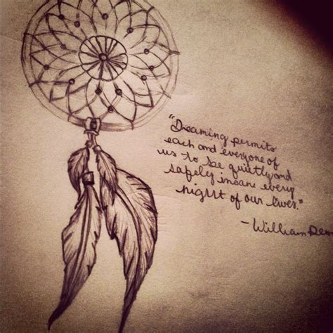 tattoo inspiration dreamcatcher dream tattoo quotes quotesgram