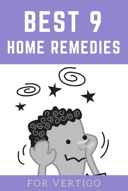 best 9 home remedies for vertigo treatment learn to