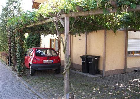 Carport Als Terrassenüberdachung by Carport Auto 220 Berdachung Bis Zum Hauseingang Clevere