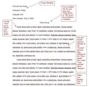 Mla Style Essays by Baladez Carlos Class Files