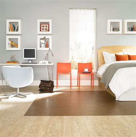 clean cork flooring