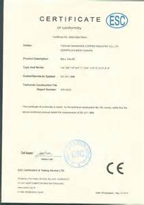 certificate of conformance template certificate certificate of conformity quotes