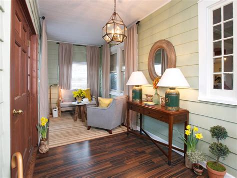 foyer seating area ideas photo page hgtv