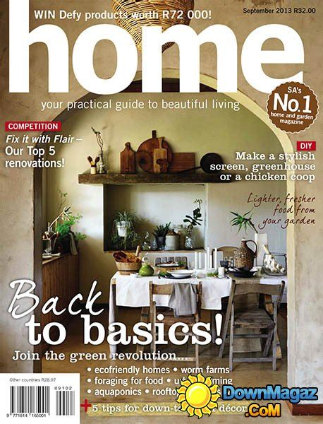 home design magazines south africa home south africa september 2013 187 download pdf