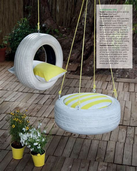tire swing instructions best 25 diy tire swing ideas on pinterest