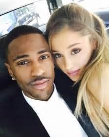 Rapper big sean dishes on why he fell for girlfriend ariana grande