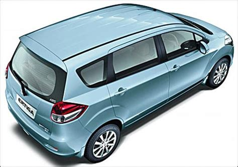 Roof Box Suzuki Ertiga the stunning maruti ertiga a sneak peek rediff business