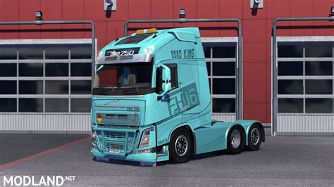 volvo truck 2013 volvo fh 2013 ohaha v20 14s mod for ets 2
