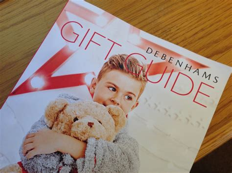 love debenhams gift guide and their money off winter