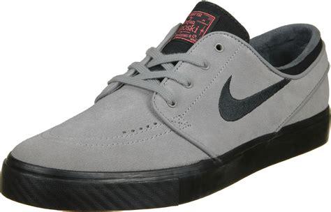 Nike Stefan Jonski Black nike sb stefan janoski shoes grey black
