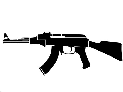 ak 47 tattoos designs clipart best