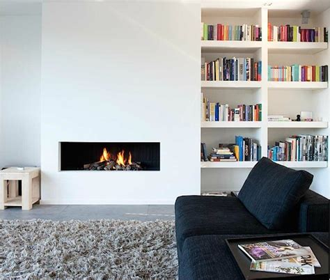 Wood Vs Gas Fireplace by Remodeling 101 Wood Burning Vs Gas Fireplaces Remodelista