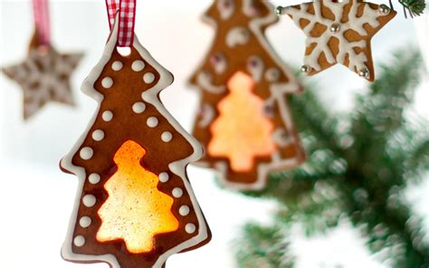 food for new year trees cookies food new year hd wallpaper
