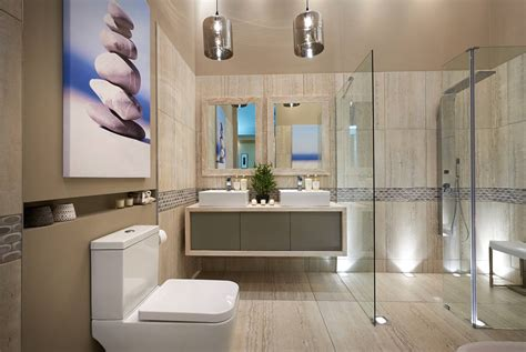 Family Bathroom by Top Design Tips For Family Bathrooms