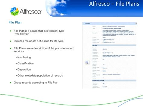 records management file plan template image collections