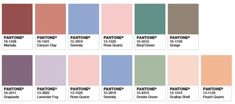 pantone palette pantone color of the year is full of surprises
