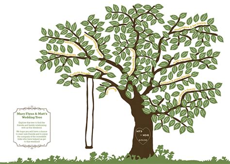 Wedding Tree by Wedding Tree On Behance