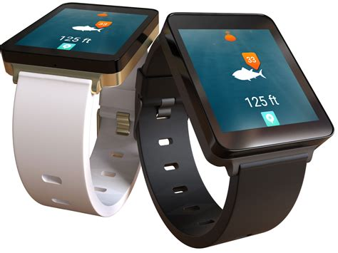 Handphone Samsung Senter introducing the ibobber smartwatch fishfinder app the and only smartwatch fishfinder app