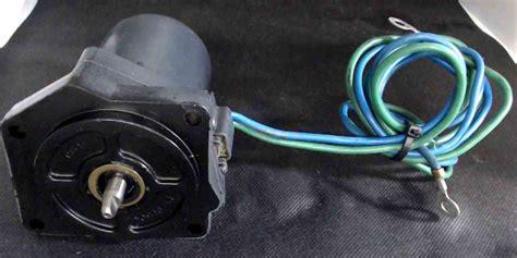 yamaha   power trim stator   hp  stroke  year wty