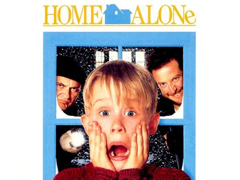 review of 90s classic home alone