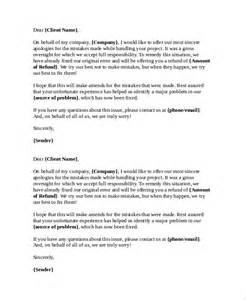 Business Apology Letter When Not Fault apologyletters net