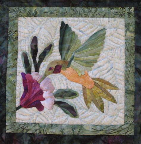 Hummingbird Quilts by 1000 Images About Humming Applique On Hummingbirds Bird Quilt And Glasses