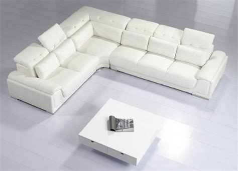 comfortable sectionals stylish and comfortable sectional in italian leather