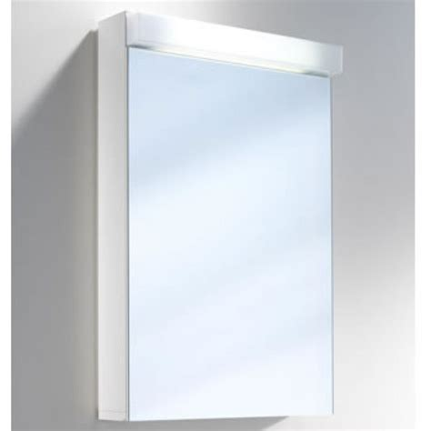 mirror cabinet with light schneider lowline 1 door mirror cabinet with fluorescent