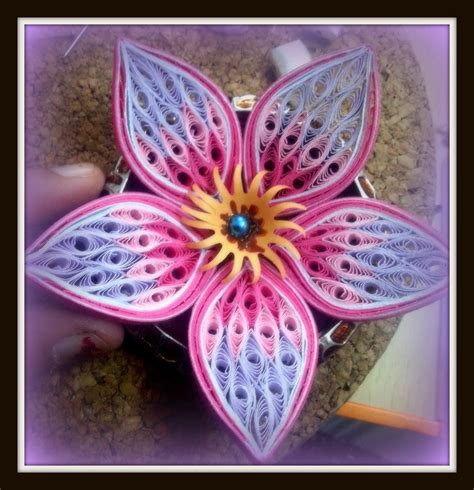 flower tutorial paper quilling quilling me softly composite element flower petal tutorial