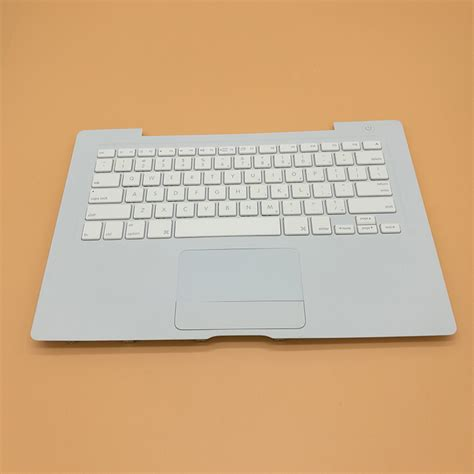 Keyboard Laptop Macbook genuine used us standard top palmrest with keyboard with trackpad for macbook 13 quot a1181 in