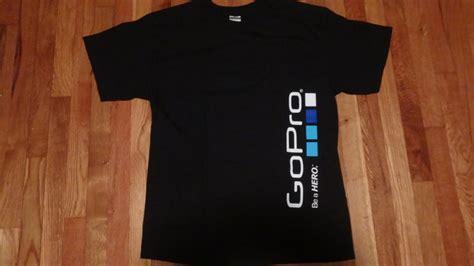 Tshirt Gopro gopro shirt