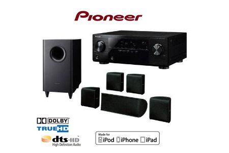 channel av receiver vsx   p pioneer  watt
