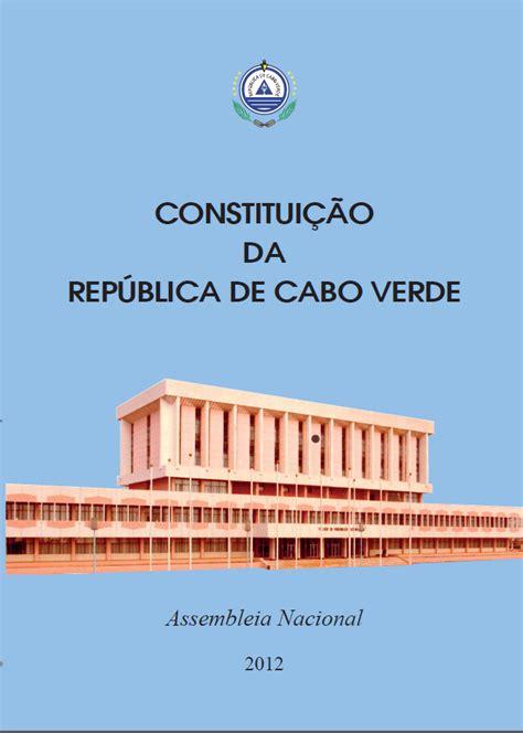 republica de cabo verde assembleia nacional de cabo verde
