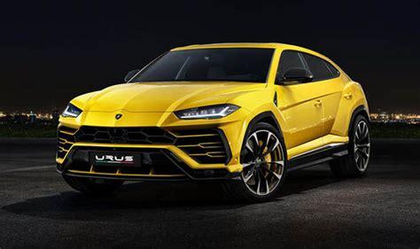 lamborghini urus suv 2018 price and specs revealed cars