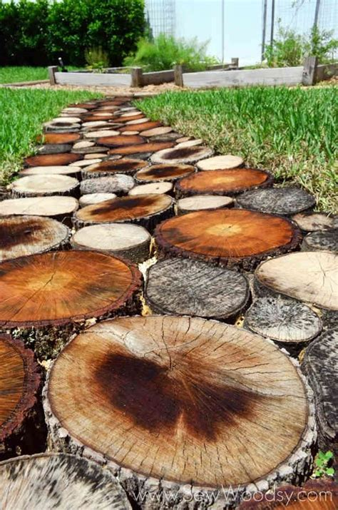 Wood Log Projects DIY Projects Craft Ideas & How To?s for Home Decor with Videos
