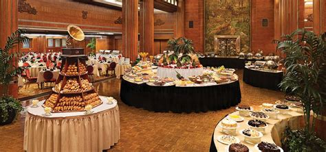 13 Delightful Places To Dine This X Mas In Los Angeles Sunday Brunch Buffet Los Angeles