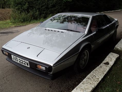 lotus esprit s2 for sale uk 1980 lotus esprit s2 sold cars for sale chelmsford
