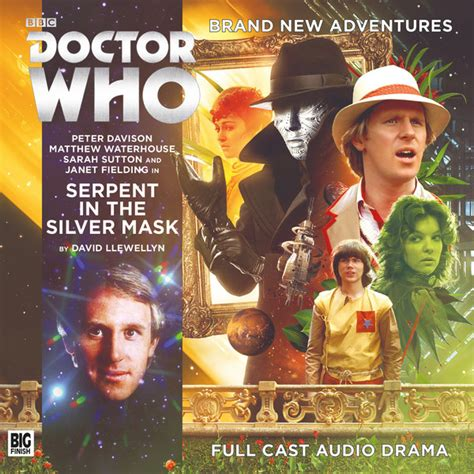 v in the silver mask 236a serpent in the silver mask part 1 doctor who the