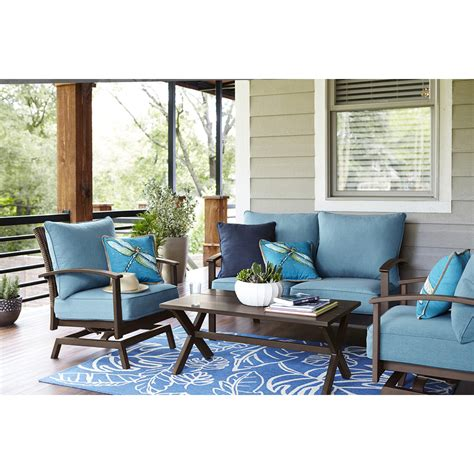 patio cozy outdoor furniture design with allen roth