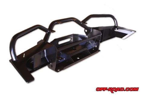 used slee bumper slee off road land cruiser bumper review off road
