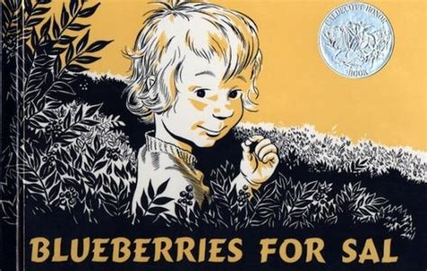 blueberries for sal books blueberries for sal