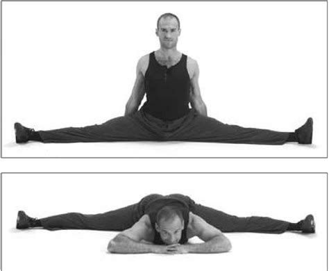The Split by Learning The Side Splits Intro The Master Blueprint