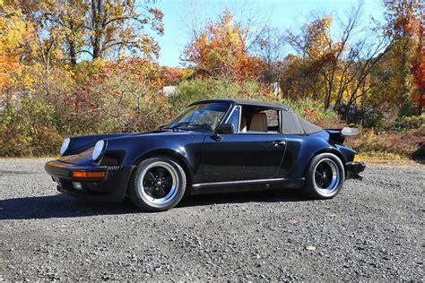how cars engines work 1993 porsche 911 regenerative braking 1987 porsche 911 factory turbo look m491 for sale