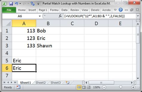 java pattern matcher number exle partial match lookup with numbers in excel teachexcel com