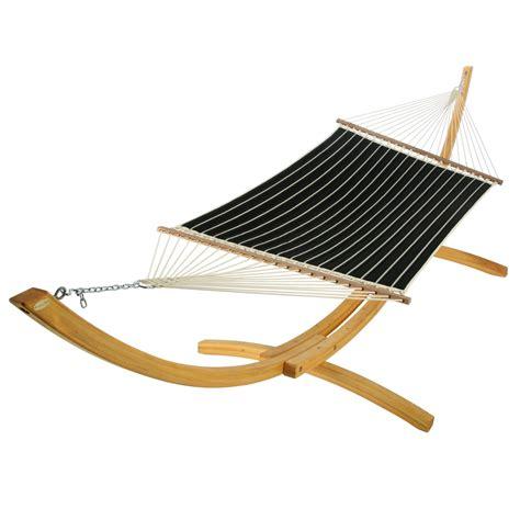 Striped Hammock hatteras hammocks classic black stripe quilted hammock