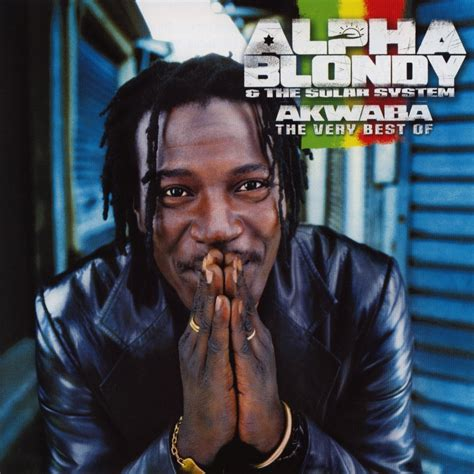 alpha blondy alpha blondy music fanart fanart tv