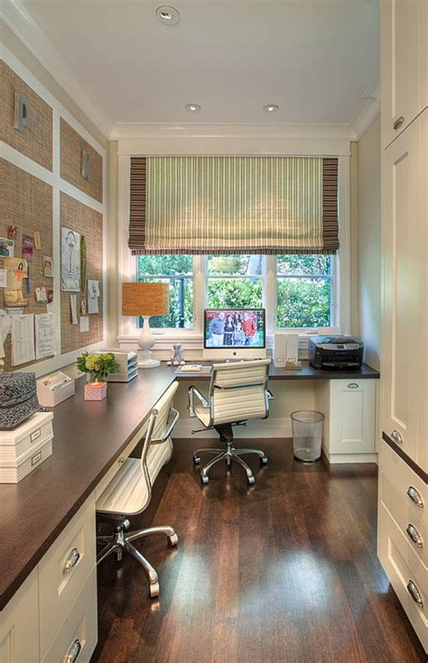 feminine home office designs    pull