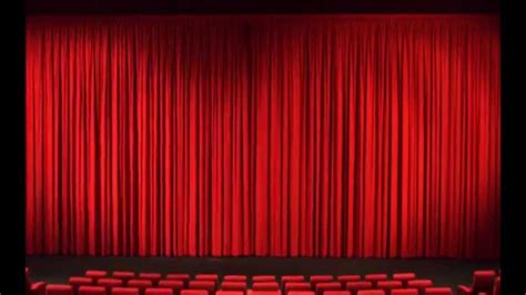 cinema drapes theater curtains by colormehouse com youtube