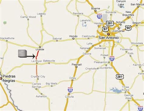 map of uvalde texas ufos lights in the texas sky cube ufo seen near uvalde texas