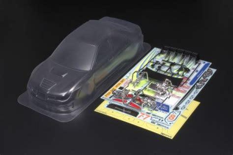 Tamiya Thunder Clear Set Polycarbonate 15502 Custom tamiya subaru impreza wrc 2007 set 51289